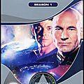 Série - star trek - the next generation - saison 1