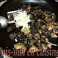 Bouchées gourmandes aux escargots de bourgogne & coeur de savoie