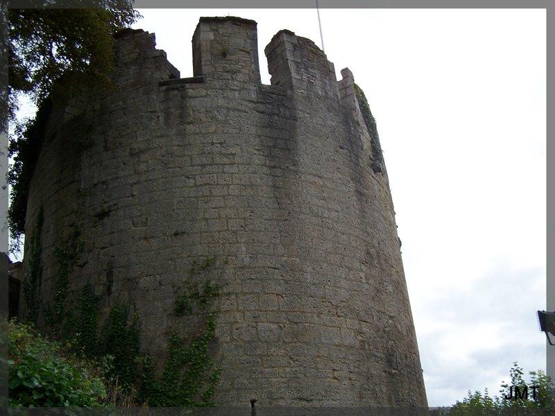 château de Châtillon tour