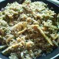 Mon riz cantonais!