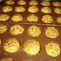 Bouchees au surimi