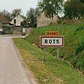 Rots, panneau (14)