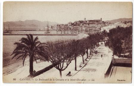 06 - CANNES - La Croisette