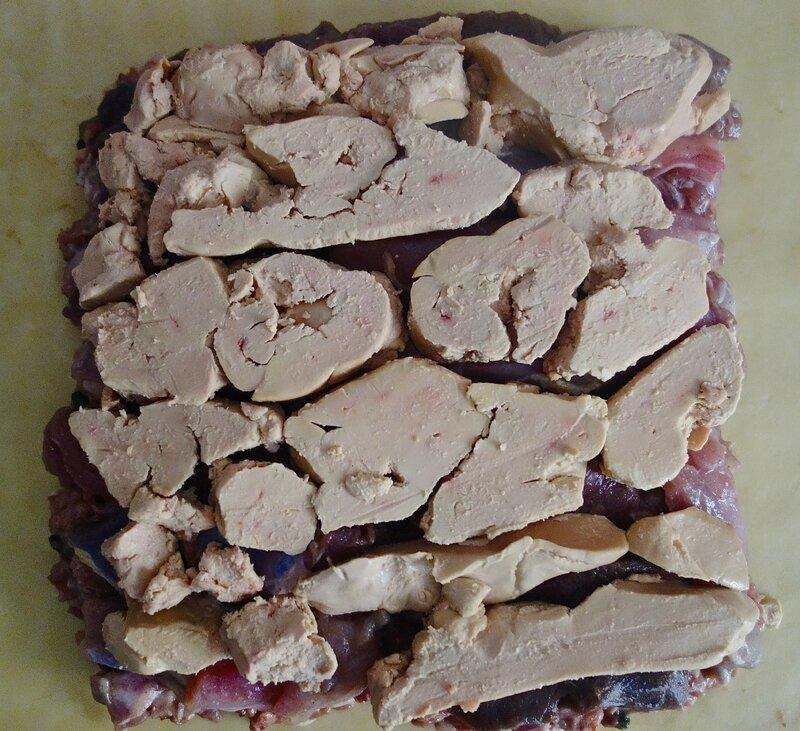 foie gras de canard l'Oreiller de la Belle Aurore