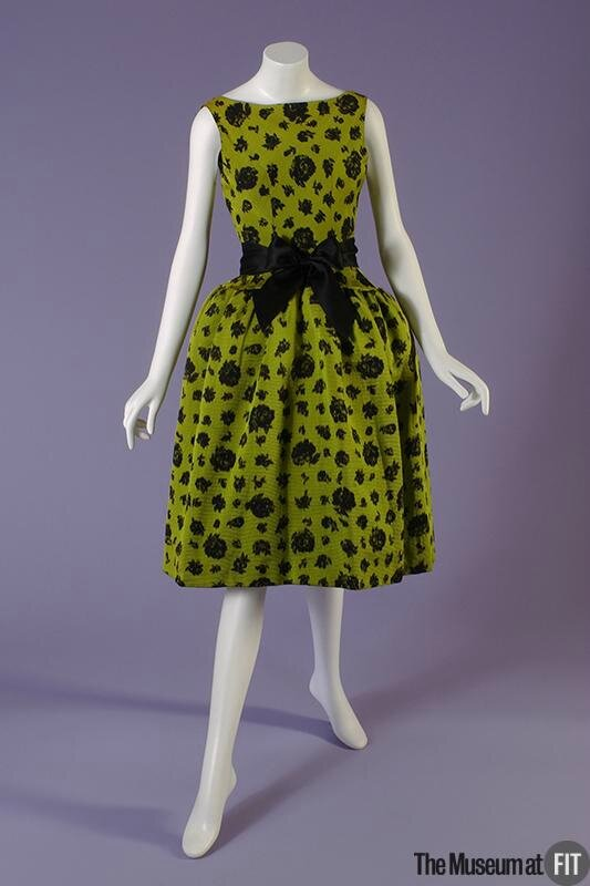Cristobal Balenciaga, Dress, 1959