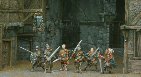 Miliciens de Cadwallon