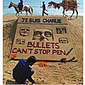Bullets can't stop pen