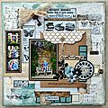 National scrapbooking day : création de cathyscrap85