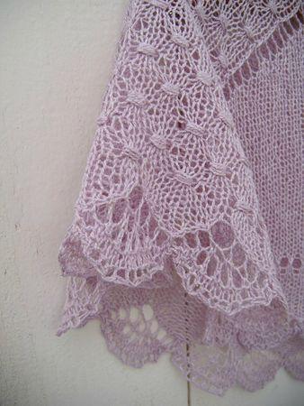 wisteria voie lactée shawl habu 043