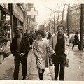 En 1967, Mazio, Bédé et Bops descendent le Boul'Mich