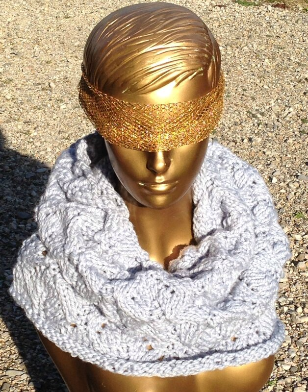 Snood Bouton d'Or n°97 (3)