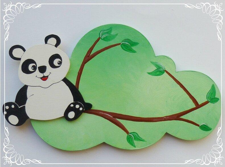 plaque panda 3