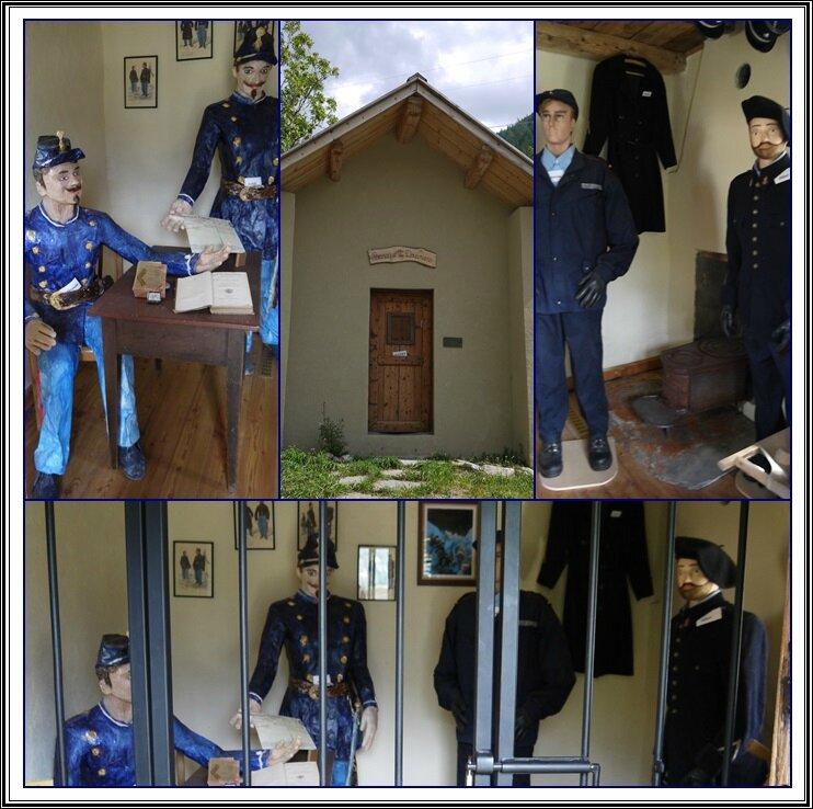 cabane des douaniers