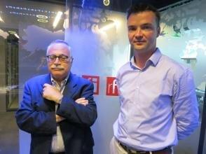Julien Fargettas et Jacques Frémeaux