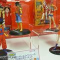 Dragonball z x one piece dx figure
