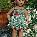 Une nouvelle robe pour johanna...