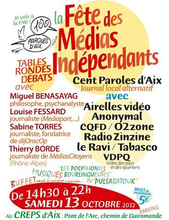 medias independants affiche