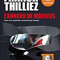 L'anneau de moebius – franck thilliez