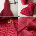 tricot'13 # dcembre: chaperon rouge