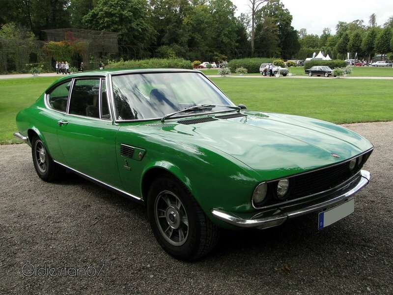 fiat dino 2400 coupe 1