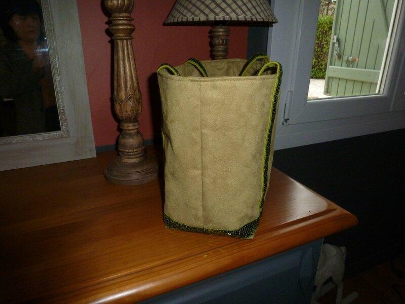 cabas vert et kaki2