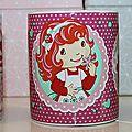 Mes fraisi-mugs ! ♥
