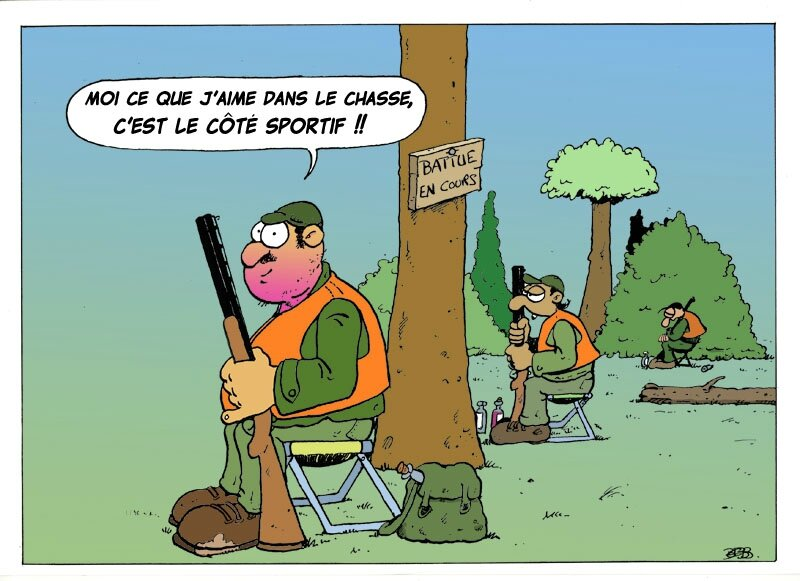 Chasse sport1
