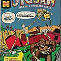 Jmf présente : les super-héros du golden age - jigsaw