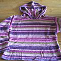 Pull maille printemps