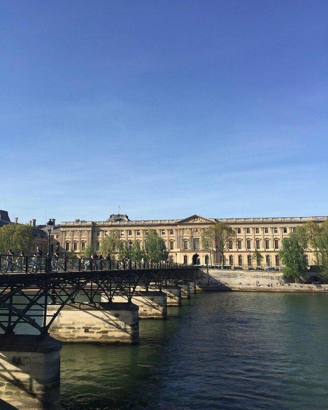paris image pont des arts