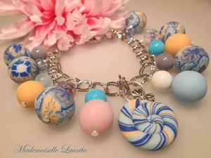bracelet_breloque_en_fimo_girly