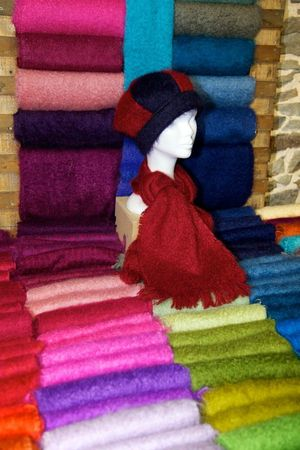 Boutique mohair