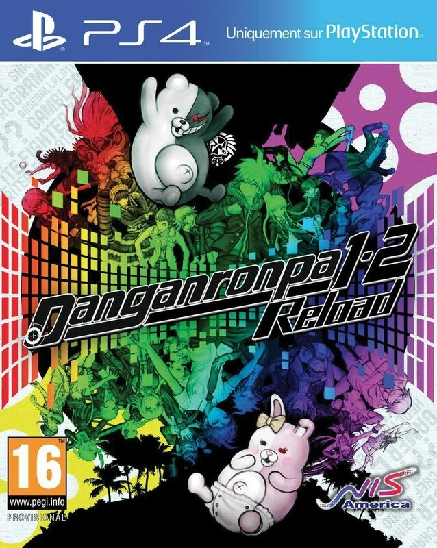 Dangan Reload 1-2