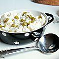 Kartoffelsalat / salade de pommes de terre au raifort