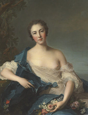 Pauline de Vintimille, grand-amour de Louis XV