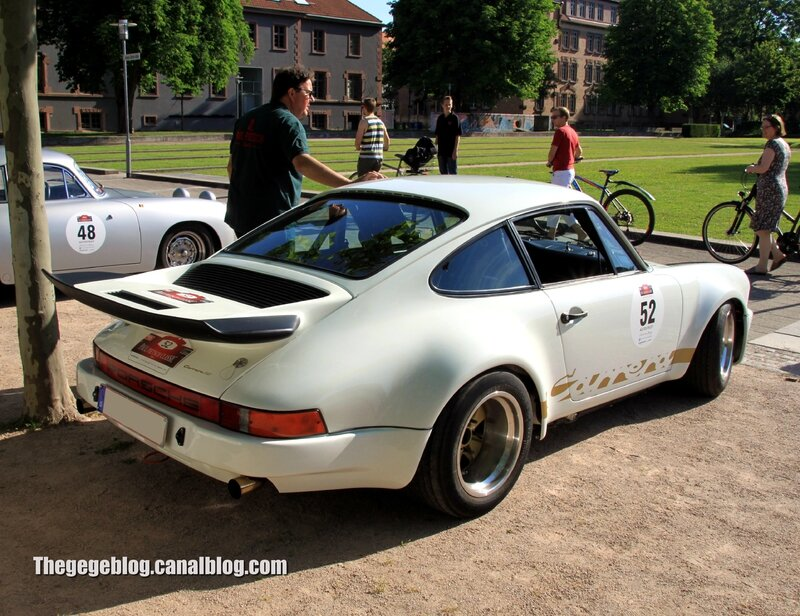 Porsche carrera RS (Paul Pietsch Classic 2014) 02