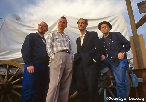 The Barnstompers (NL) & Ronnie Hayward (CA)