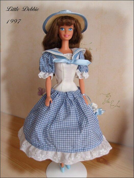 Barbie Little Debbie ~ Série III (1)