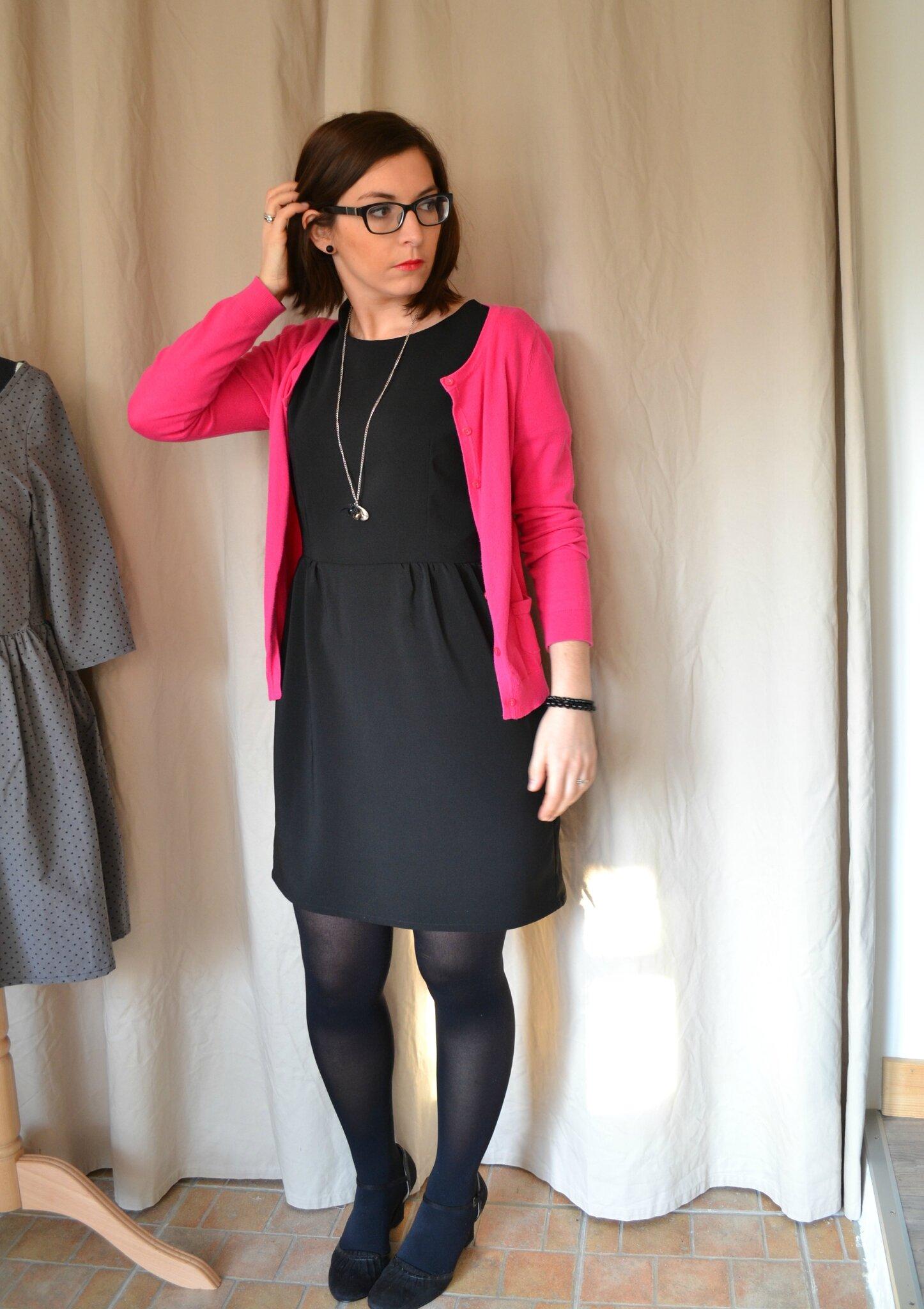 Que mettre avec une petite robe noire