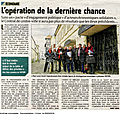 Article Union APCSER contrat centre ville