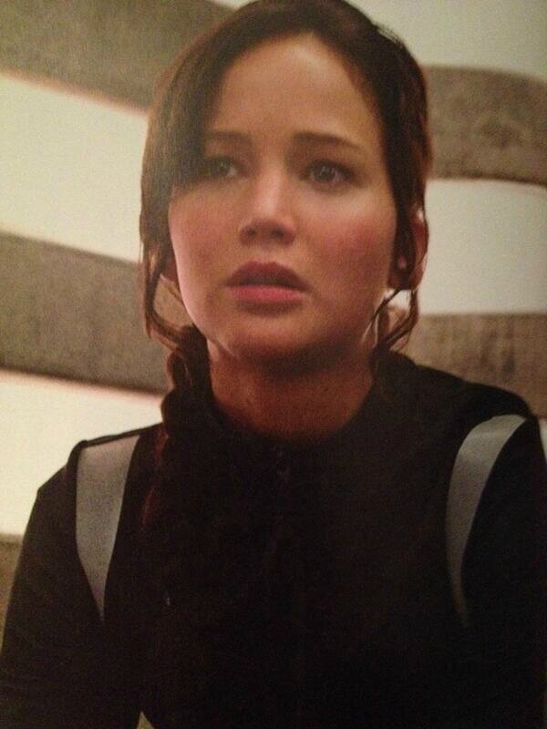 Katniss Everdeen Catching Fire