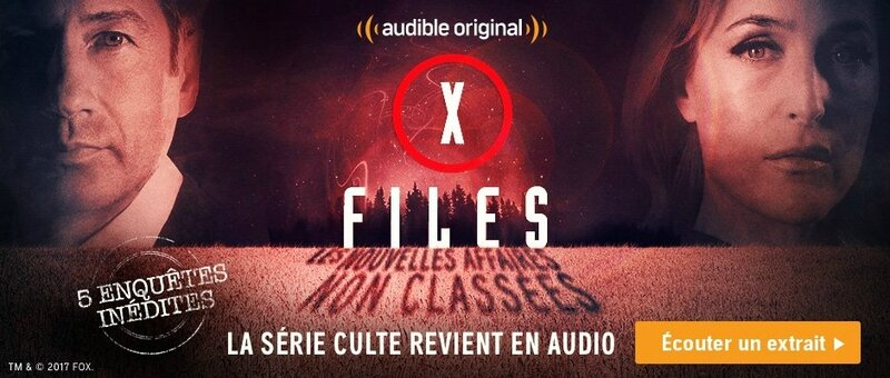 X Files audible