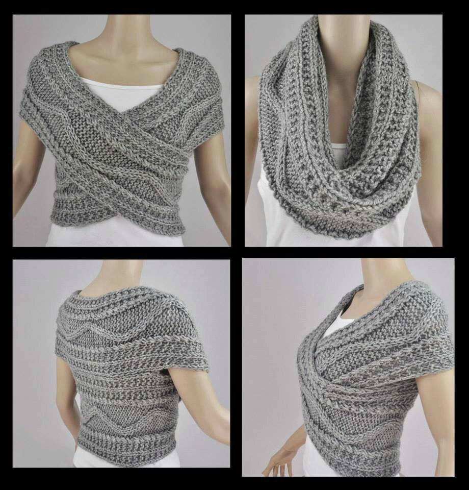 photo modele tricot original