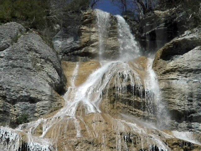 cascade Tepmpes-Cochons