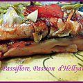 Pieds de porc sauce au vin blanc, ail, persil