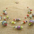 multirang multicolore 18 euros