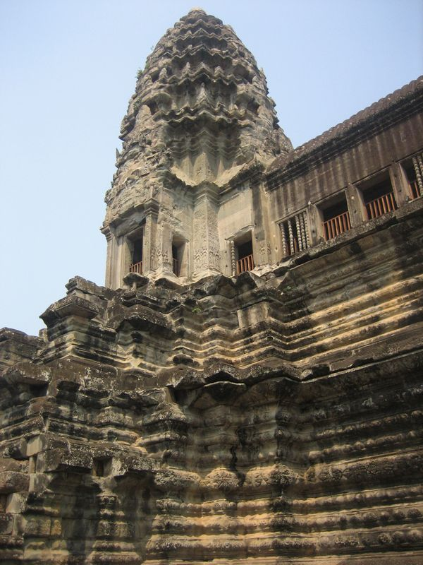 Angkor Wat (comme une montagne