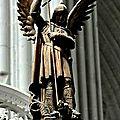 FecaTrin133L'archange Gabriel au sommet de la chaire