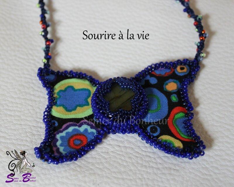 collier sourire à la vie 2