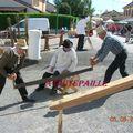 Fête des vieux métiers à Bosmie l'Aiguille (87) 2010